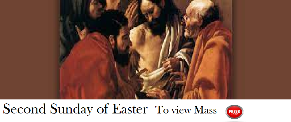 Second Sunday of Easter 2021